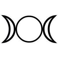 wiccan goddess symbol